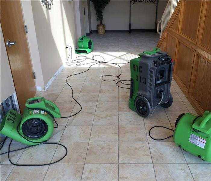SERVPRO of South Tulsa Water Damage Response in OKC