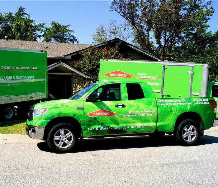 Servpro Of South Tulsa County Gallery Photos