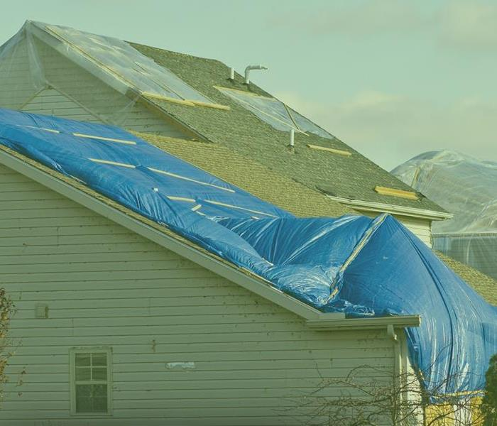 Storm Damage 5 Reasons To Board and Tarp After Roof Damage